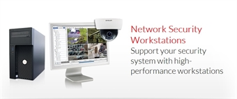Network security workstations